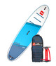 """2021 Red Paddle Co 10' 6"""" Ride MSL Inflatable SUP Board"""