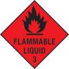 Flammable Liquid 3