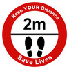 Keep Your Distance Save Lives