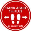 Stand Apart 1m plus