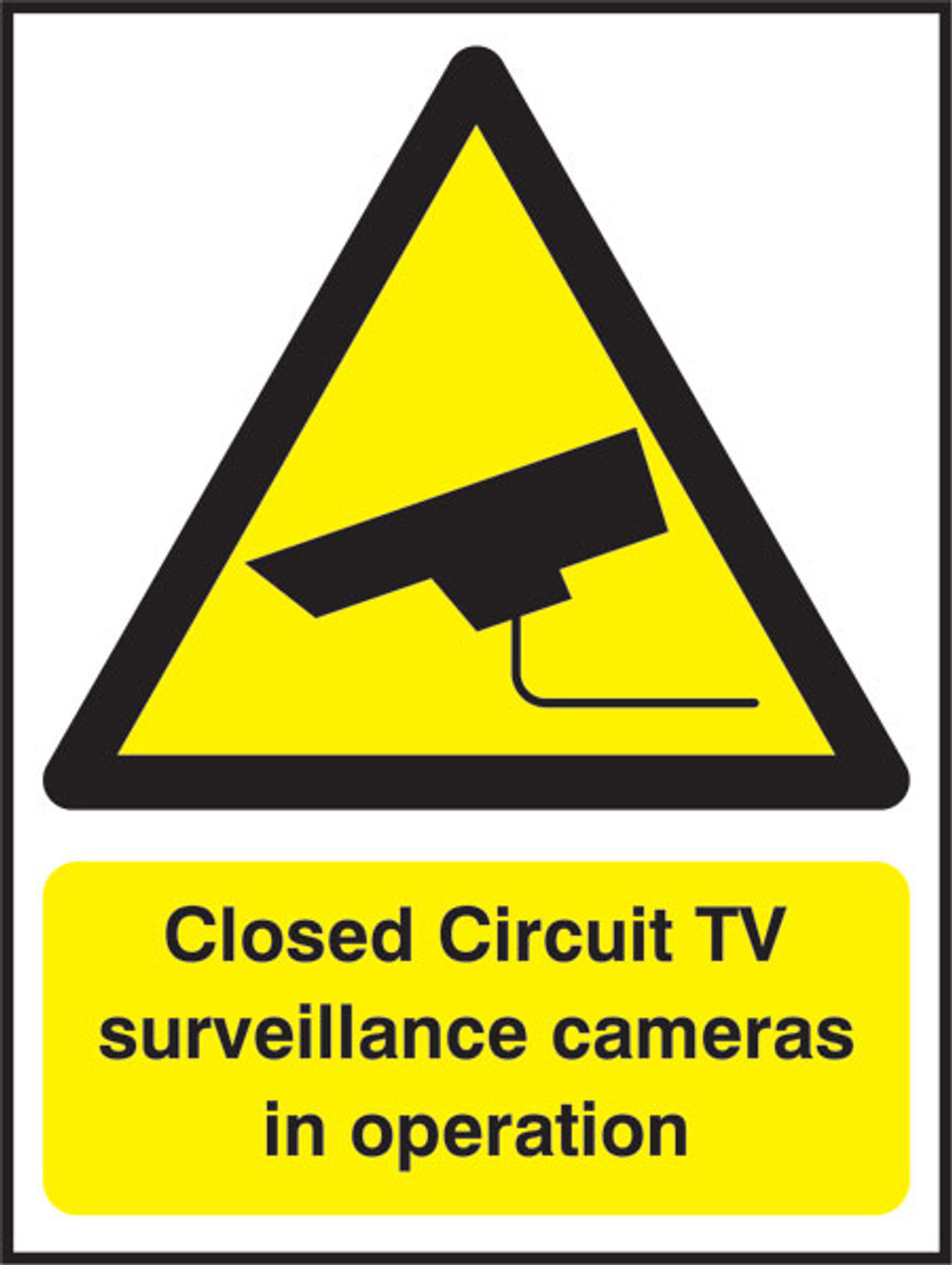 Closed circuit TV surveillance...