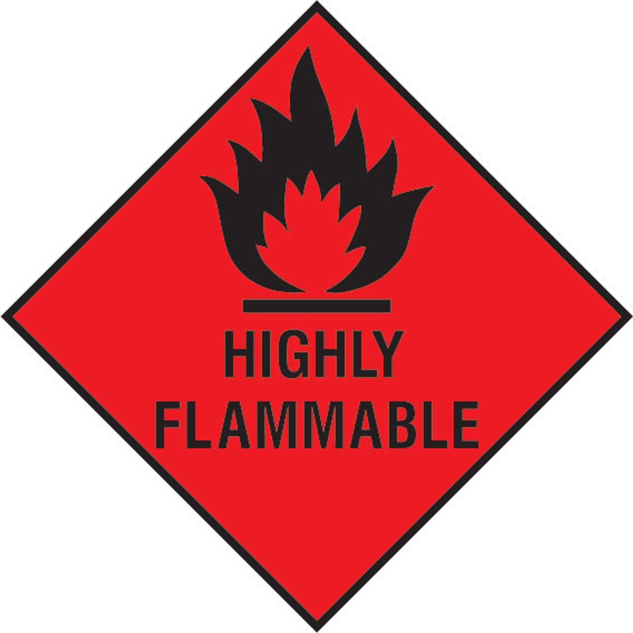 Flammable 3