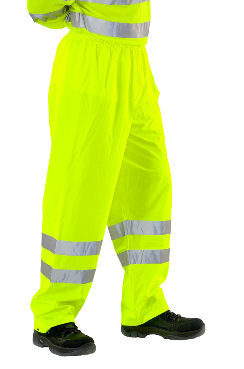 Hi Vis Super B-DRI Over Trousers