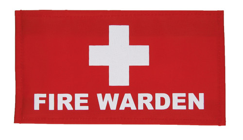 Fire Marshal/Warden Arm Band