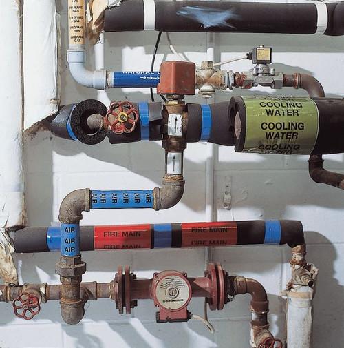 Directional Arrow Pipeline Tape