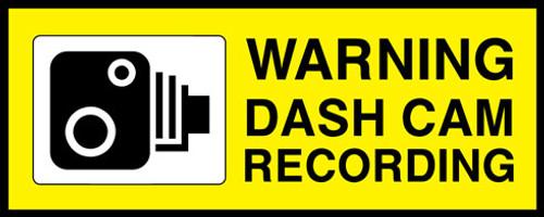 Warning Dash Cam