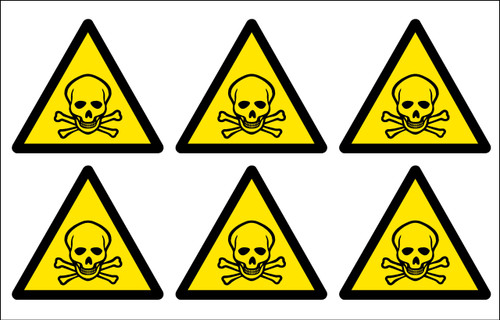 Toxic Stickers