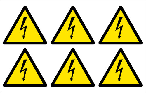 Electricity Stickers
