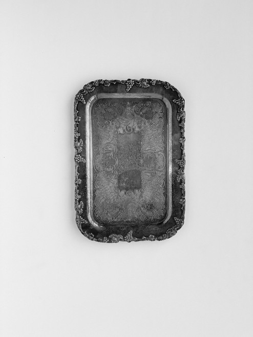 """9.75"""" Vintage Styling Tray"""
