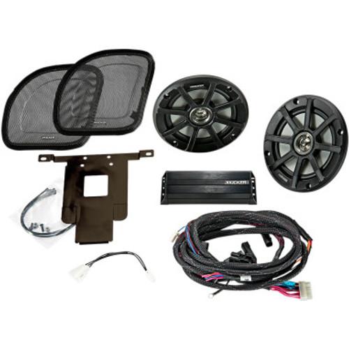 Kicker Plug an Play Audio Kit for 2015-2020 Road Glide