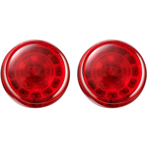 Custom Dynamics ProBeam LED Turn Signal Inserts for US Models with 1157 Bases