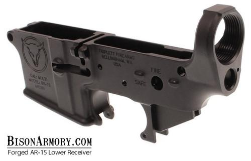AR-15 Lower Assemblies