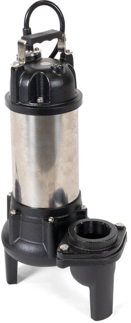 Ion Technologies SHV100M-21 1 HP 208-230 VAC Cast Iron/Stainless Steel Sewage Ejector Pump (MHP20300)