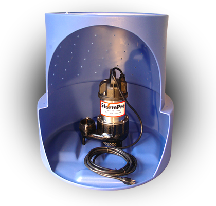 1/3 HP Sump Pumps