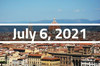 Italy, Florence - TEFL Course Deposit - July 6 - July 30, 2021