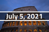 Italy, Rome - TEFL Course Deposit - July 5 - July 30, 2021