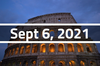 Italy, Rome - TEFL Course Deposit - September 6 - October 1, 2021