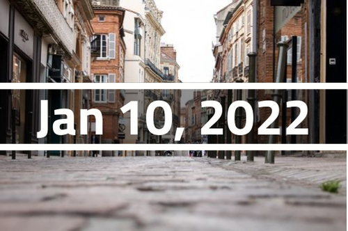 France, Toulouse - TEFL Course Deposit - January 10 - February 4, 2022