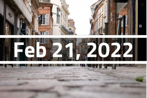 France, Toulouse - TEFL Course Deposit - February 21 - March 18, 2022