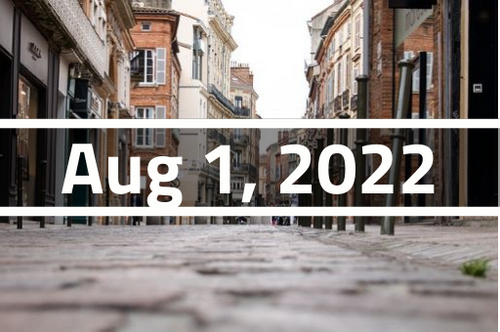 France, Toulouse - TEFL Course Deposit - August 1 - August 26, 2022