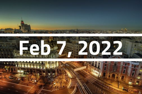 Spain, Madrid - TEFL Course Deposit - February 7 - March 4, 2022