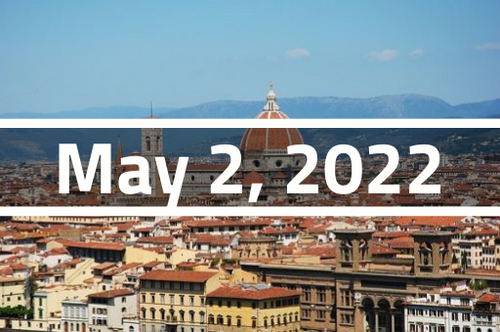 Italy, Florence - TEFL Course Deposit - May 2 - 27, 2022