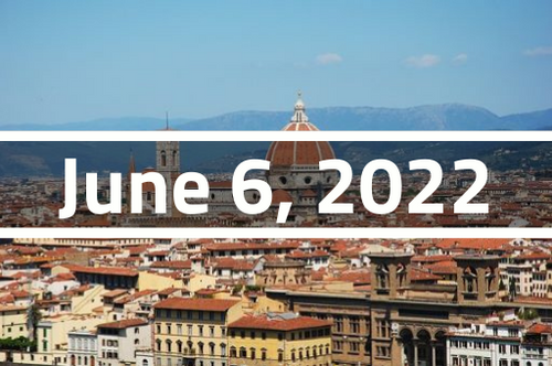 Italy, Florence - TEFL Course Deposit - June 6 - July 1, 2022