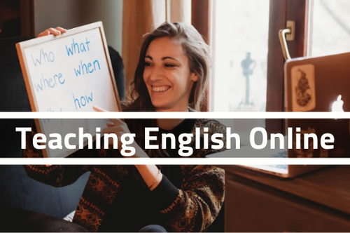 Teaching English Online - Specialty Course