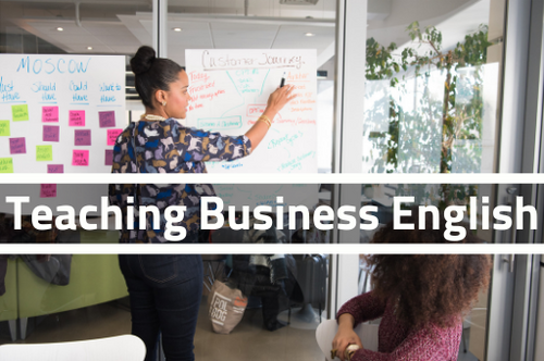 Teaching Business English - Specialty Course