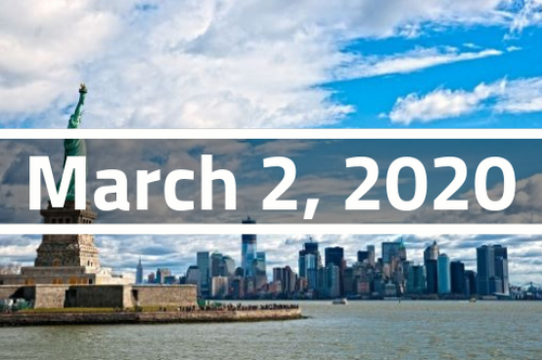USA, New York City - TEFL Course Deposit -  March 2 - March 27, 2020