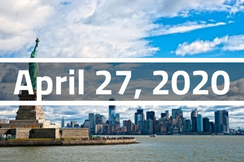 USA, New York City - TEFL Course Deposit -  April 27 - May 22, 2020