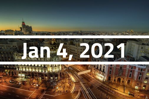Spain, Madrid - TEFL Course Deposit - January 4 - January 29, 2021