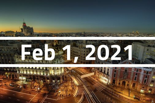 Spain, Madrid - TEFL Course Deposit - February 1 - February 26, 2021