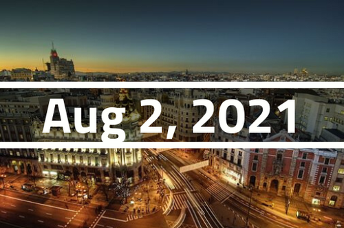 Spain, Madrid - TEFL Course Deposit - August 2 - August 27, 2021