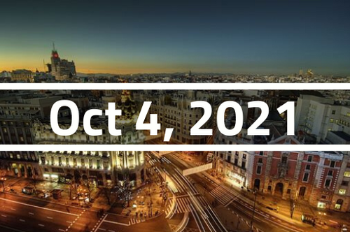 Spain, Madrid - TEFL Course Deposit - October 4 - October 29, 2021