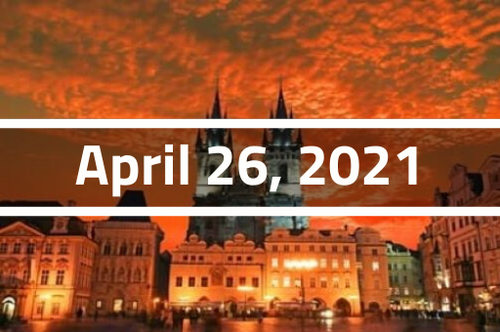 Czech Republic, Prague - TEFL Course Deposit - April 26 - May 21, 2021
