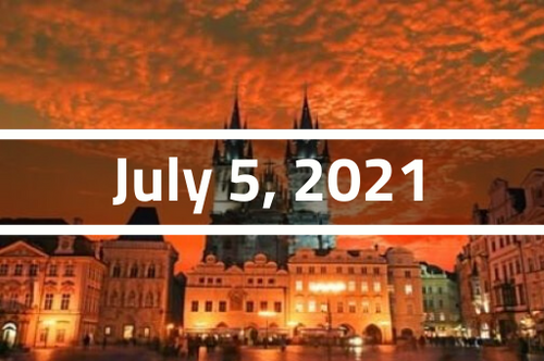 Czech Republic, Prague - TEFL Course Deposit - July 5 - July 30, 2021