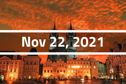Czech Republic, Prague - TEFL Course Deposit - November 22 - December 17, 2021