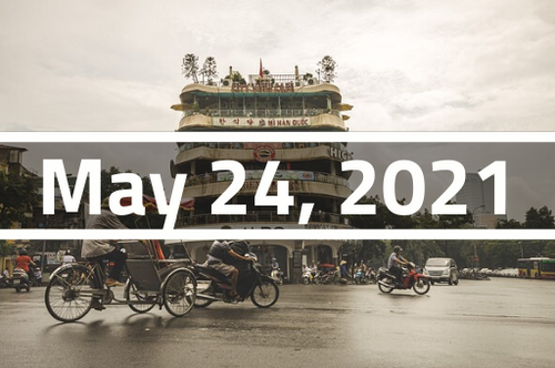 Vietnam, Hanoi - TEFL Course Deposit - May 24 - June 16, 2021