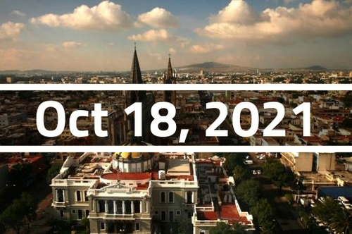 Mexico, Guadalajara - TEFL Course Deposit - October 18 - November 12, 2021