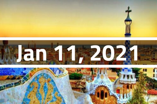 Barcelona, Spain - TEFL Course Deposit - January 11 - February 5, 2021