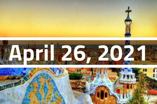 Barcelona, Spain - TEFL Course Deposit - April 26 - May 21, 2021
