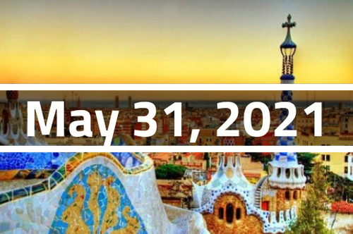 Barcelona, Spain - TEFL Course Deposit - May 31 - June 25, 2021