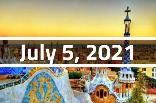 Barcelona, Spain - TEFL Course Deposit - July 5 - July 30, 2021