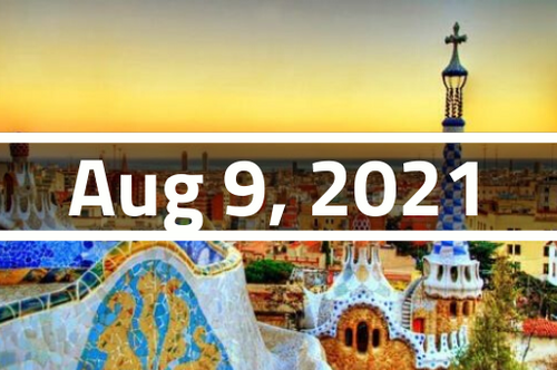 Barcelona, Spain - TEFL Course Deposit - August 9 - September 1, 2021