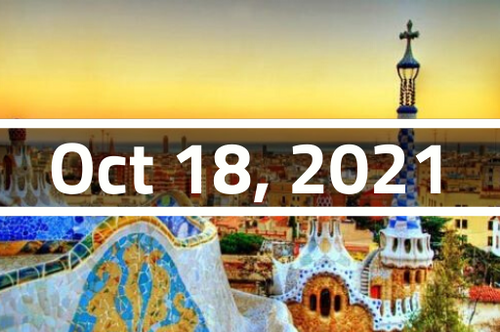 Barcelona, Spain - TEFL Course Deposit - October 18 - November 12, 2021