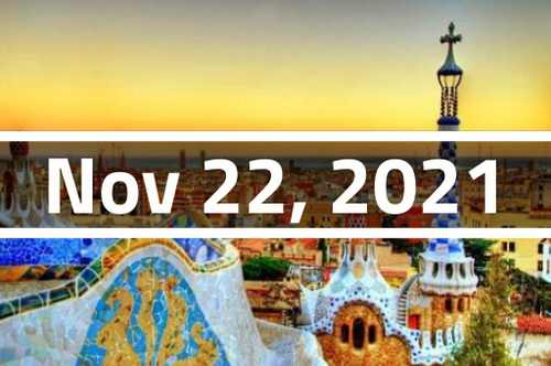 Barcelona, Spain - TEFL Course Deposit - November 22 - December 17, 2021
