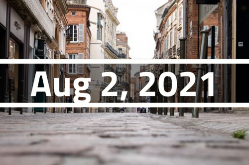 France, Toulouse - TEFL Course Deposit - August 2 - August 27, 2021