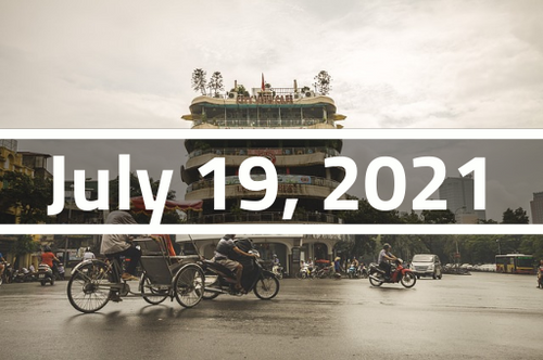Vietnam, Hanoi - TEFL Course Deposit - July 19 - August 11, 2021
