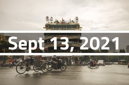 Vietnam, Hanoi - TEFL Course Deposit - September 13 - October 6, 2021